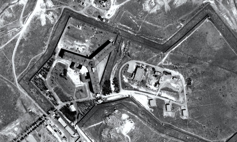 جولة افتراضية في سجن صيدنايا العسكري